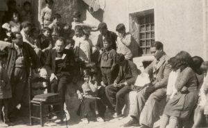 """""""Antonio Oliver. Misión Pedagógica en Valladolises"""""""