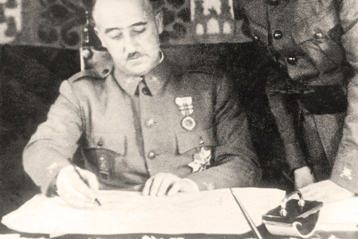 El enterado de Franco